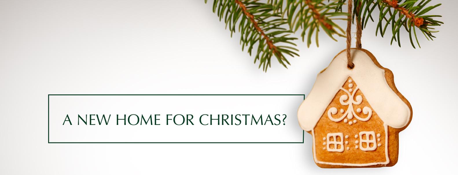 Now is the time to sell if you want to be in a new home for Christmas